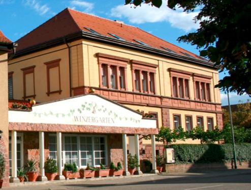 Winzergarten in Großkarlbach
